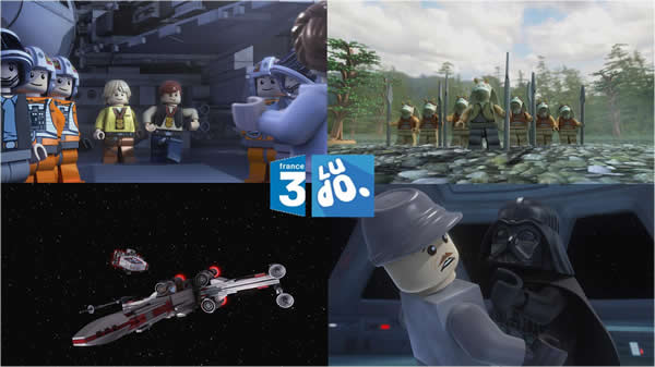 LEGO Star Wars The Padawan Menace & The Empire Strikes Out