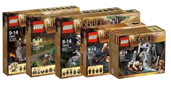 LEGO The Hobbit 2013