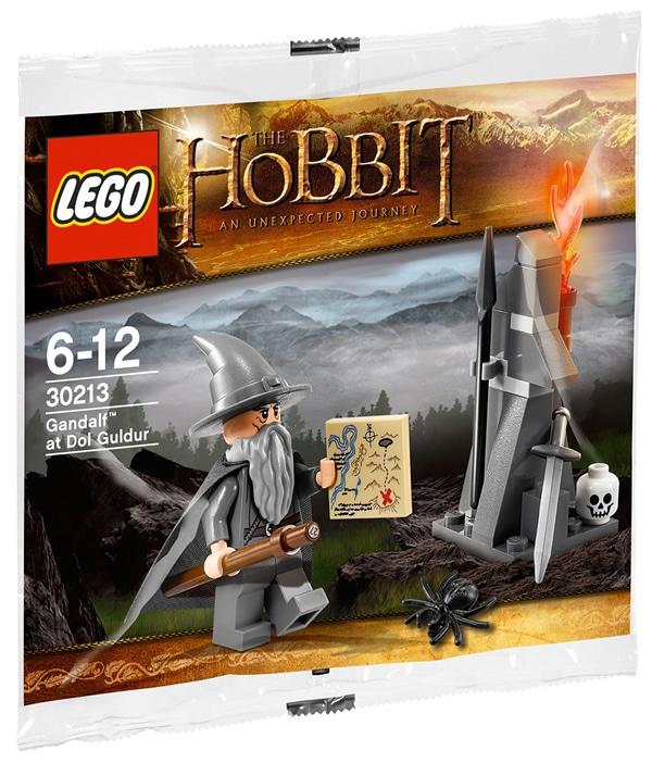 LEGO The Hobbit polybag : 30213 Gandalf