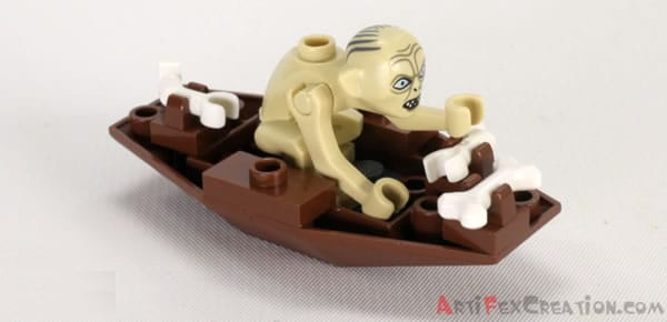 LEGO The Hobbit 79000Riddles for the Ring