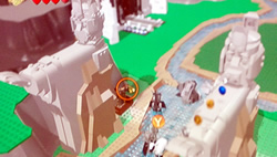 LEGO Lord of the Rings Video Game : Middle-Earth Bonus Level