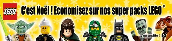 Pixmania - Super Packs LEGO
