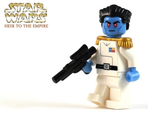 Grand Amiral Thrawn - Custom from Christo