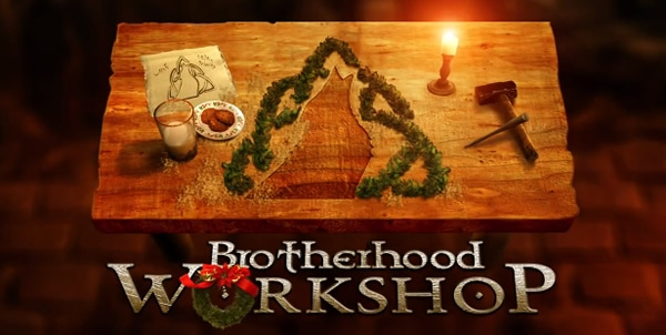 BrotherhoodWorkshop - LEGO Treebeard's Holiday Special