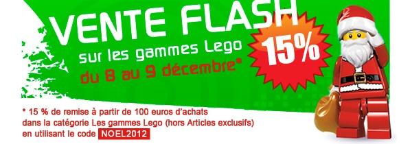 -15% chez La Petite Brique ce week-end
