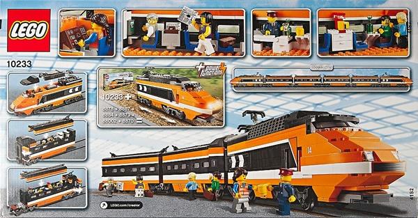 LEGO Expert 10233 Horizon Express