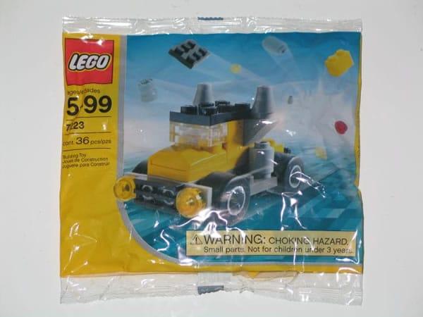 LEGO 7223 Wheelers