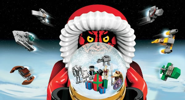 9509 LEGO Star Wars Advent Calendar