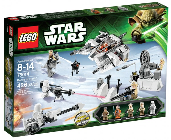 LEGO Star Wars 75014 Battle of Hoth