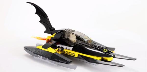 LEGO Super Heroes 76000 Batman vs. Mr Freeze - Aquaman on Ice