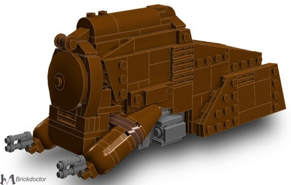 Midi-Scale MTT par Brickdoctor