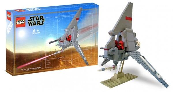 T-16 Skyhopper par Omar Ovalle