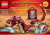 LEGO Creator 10250 Year of the Snake