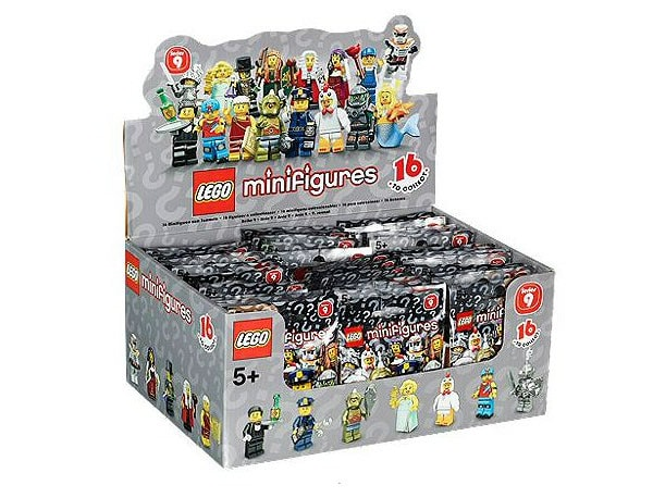 71000 Collectibles Minifigures Series 9