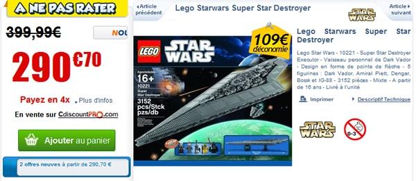 10221 UCS Super Star Destroyer