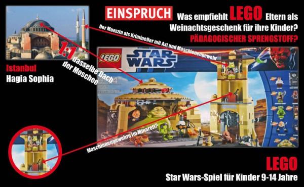 LEGO Star Wars 9516 Jabba's Palace