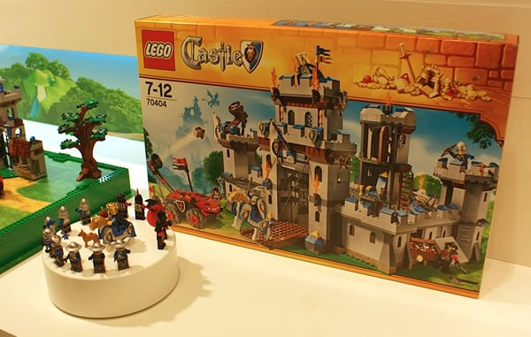 LEGO Castle : 70404 King's Castle