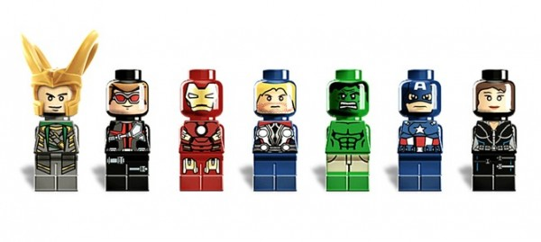 LEGO Cuusoo : Marvel Avengers Board Game