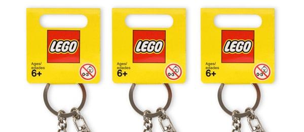 LEGO Keychains 2013