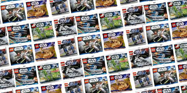 il y aura au moins 4 polybags lego star wars en 2013 et il va falloir rester lafft pour pouvoir se les procurer surtout dans le cas ou certains de ces
