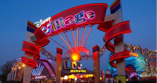 Disneyland Paris - Disney Village