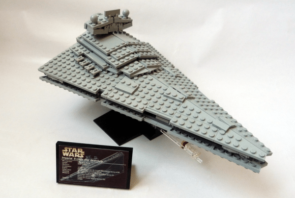 Midi-Scale Imperator II-Class Star Destroyer