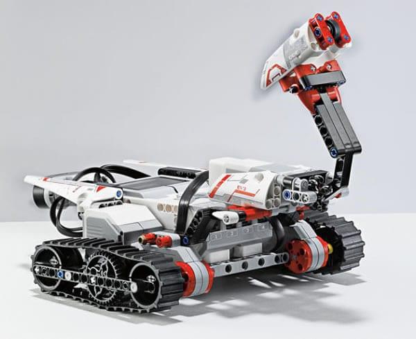 Mindstorms EV3 : La nouvelle génération de robots LEGO