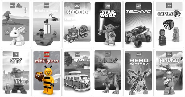 Collectible Minifigs Series 10