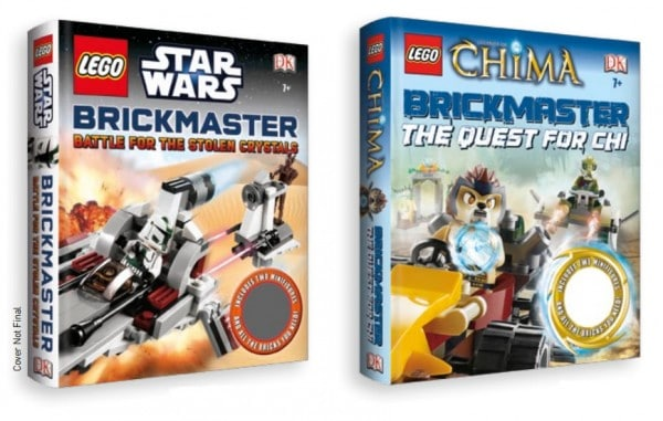 Brickmaster LEGO Star Wars & Legends of Chima
