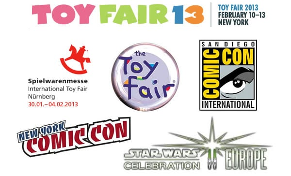 2013 - Toy Fairs & Events