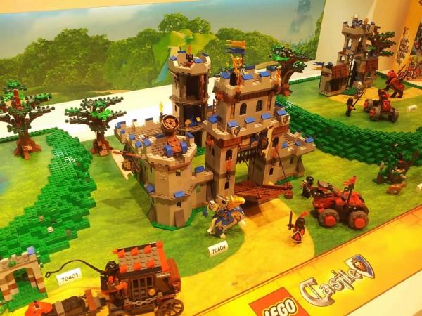 LEGO Castle 2013 - 70404 King's Castle