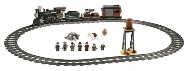LEGO The Lone Ranger - 79111 Constitution Train Chase