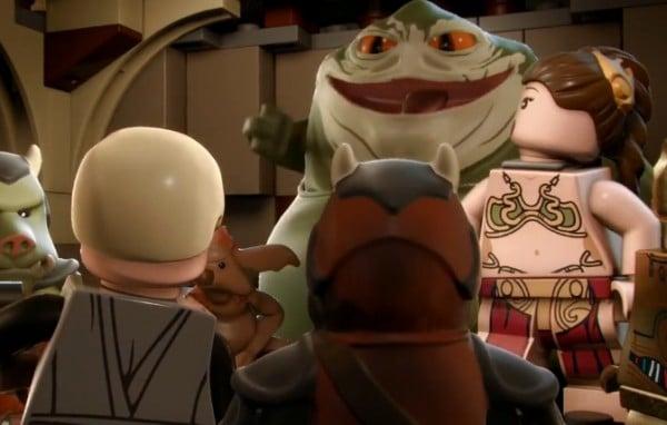 The Yoda Chronicles - New Leia