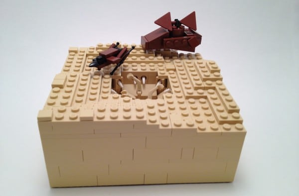 The Great Pit of Carkoon par A Plastic Infinity