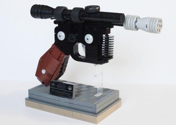 Han Solo's DL-44 Blaster Pistol par Captain Infinity