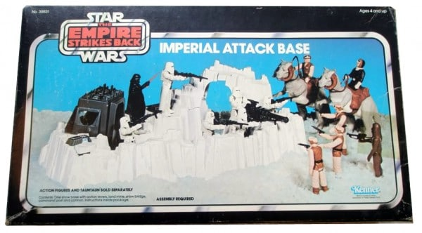 Kenner Imperial Attack Base