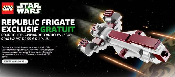 30242 Republic Frigate