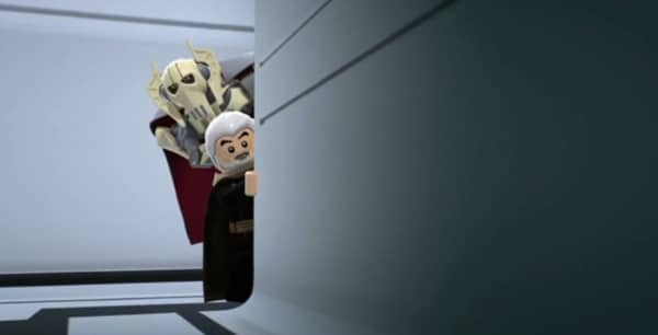 LEGO Star Wars The Yoda Chronicles Mini Movies - Episode 2