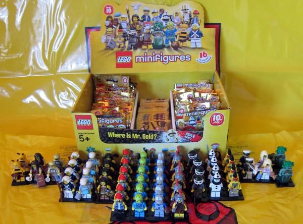 71001 LEGO Collectible Minifigures Series 10
