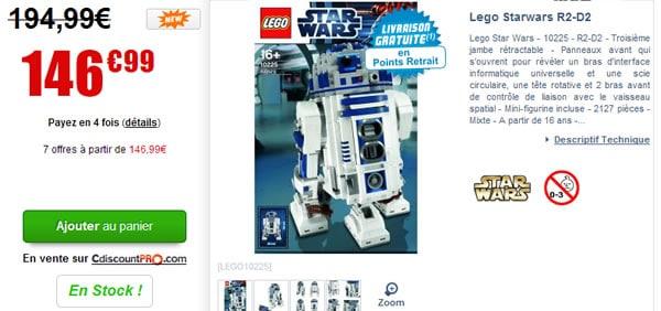 LEGO Star Wars 10225 R2-D2