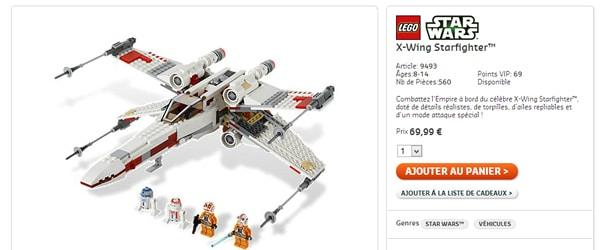 LEGO Star Wars 9493 X-Wing Starfighter™