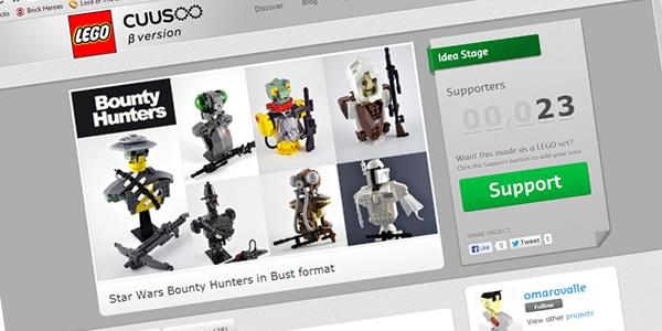 Star Wars Bounty Hunters in Bust Format par Omar Ovalle