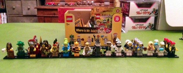 LEGO Collectible Minifigures (Boite de 30)
