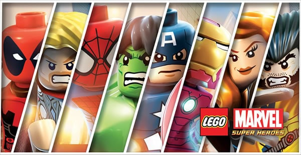 LEGO® Marvel Super Heroes Build a Vehicle Competition