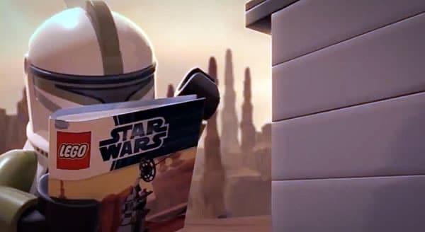 LEGO Star Wars Mini Movie