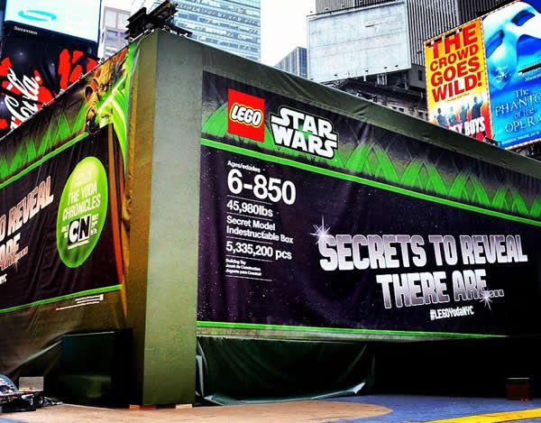 The Yoda Chronicles NYC Event