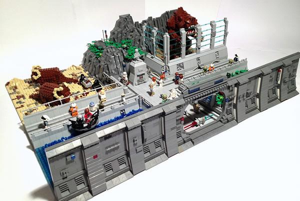 ImperiumDerSteine Star Wars MOColympics