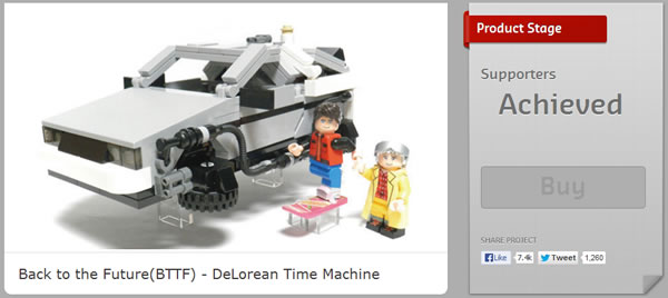 Back to the Future™ Time Machine