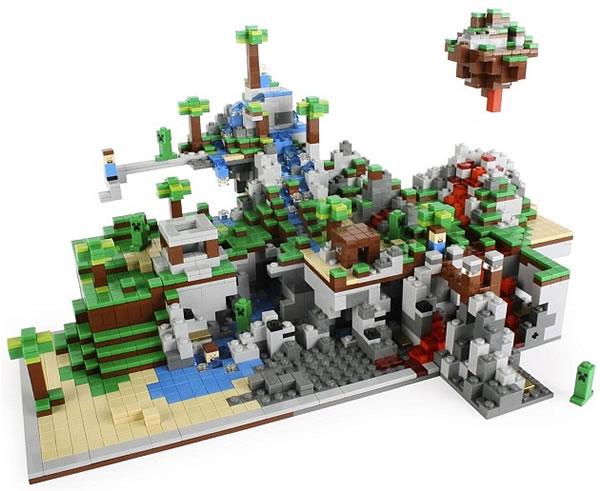 LEGO Minecraft : Episodes II et III