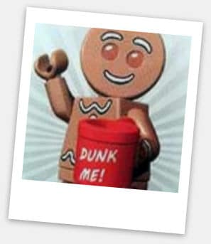 LEGO Collectible Minifigures Series 11 - Gingerbread Man